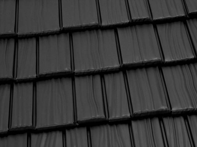 Cedar shake pearl black color option