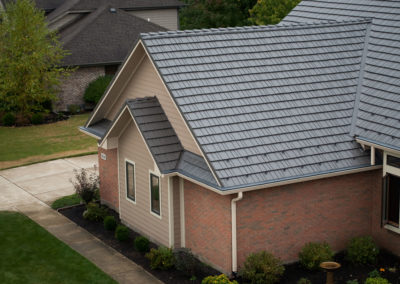 Vermont Slate Cedar Shake Metal Roof in Vancouver, WA