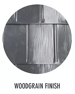 MRP Woodgrain finish metal roofing products