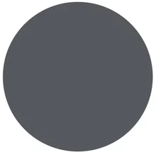 Aluminum slate roofing charcoal gray color