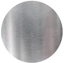 Aluminum slate roofing plain mill color
